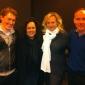 With (L-R) Dan Collins, Julianne Wick Davis & Michael Winther When We Met at CAP 21
