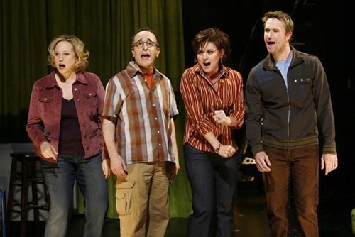 With Adam Heller, Sandy Binion & D.B. Bonds Make Me A Song Off Broadway