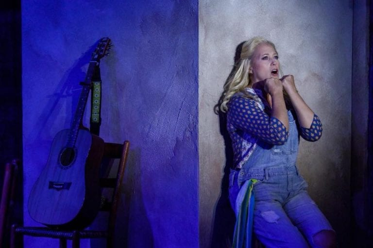 Mamma Mia – Sally as Donna